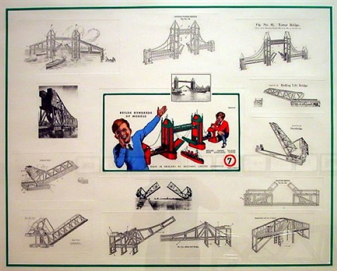 draw bridges by chris burden