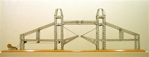 tower of london bridge by chris burden