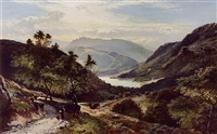 <i>rydal water</i> by sidney richard percy
