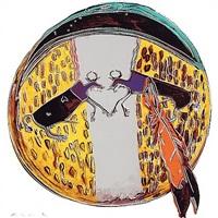 Plains Indian Shield, 1986