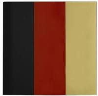 Schwarz-Rot-Gold IV, 2015