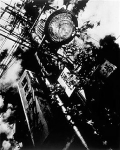 untitled (light and shadow) by daido moriyama