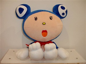 dob plush by takashi murakami