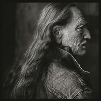 Willie Nelson, Luck Ranch, Spicewood, Texas, 2001
