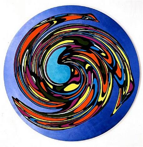 untitled (spirale) by jean-luc moerman