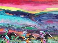 rivers race by pablo antonio milan