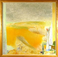 atlantic window - the lovers by irving petlin
