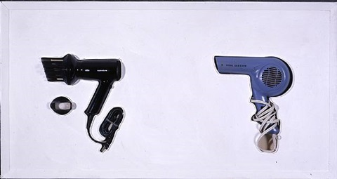 this american life (hair dryer) by toland grinnell