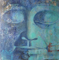 buddha no. 22 by ma tse lin