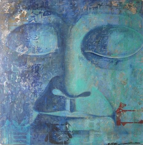 buddha no 22 by ma tse lin