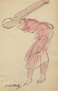 isodora duncan by abraham walkowitz