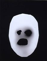 untitled (mask) by adam fuss