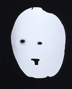 untitled (mask) by adam fuss