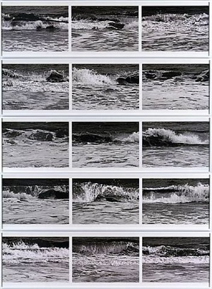waves a, b, c, d & e by burt barr
