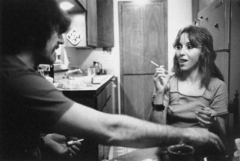 "jack and lynn johnson, oklahoma city (from ""teenage lust"") by larry clark"