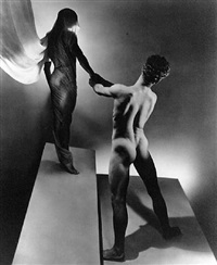 orpheus and eros by george platt lynes