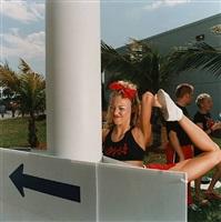 untitled (cheerleading #13) by brian finke