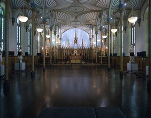 the forty part motet by janet cardiff and george bures miller