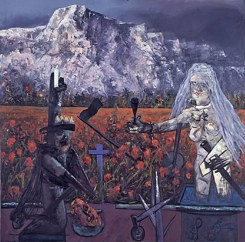 montagne ste. victoire, judith, ubu roi by max kaminski