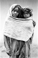 untouchable children, india by eddie adams