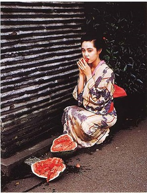 colourscapes by nobuyoshi araki