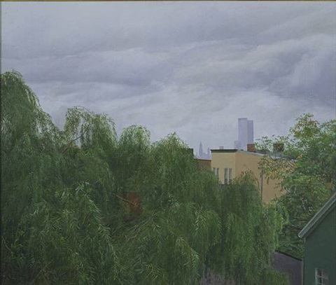 willow tree, summer by catherine murphy