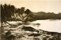 the lake by nguyen bach dan