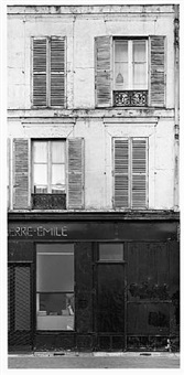 81 rue du chevaleret, paris, 2002 by volker seding