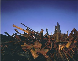 steel remains, bethlehem steel by stephen wilkes