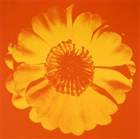 flowers for tachoma dome by andy warhol