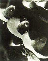 sombreros (100158) by anton bruehl