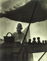 untitled (man in mexican market) (28255) by anton bruehl