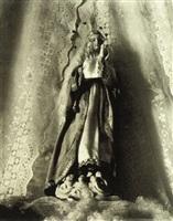 virgin of san felipe, oaxaca (photograph copyright ©1940 by the aperture foundation, inc., paul strand archive) (100145) by paul strand