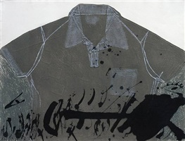 camisa by antoni tàpies