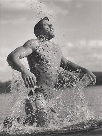 nick, adirondack park, new york by bruce weber