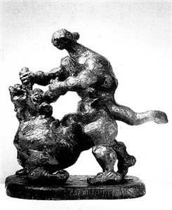 lipchitz sculptures et dessins by jacques lipchitz