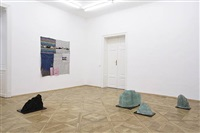 installation view by isa melsheimer
