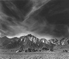 landscape california by andreas feininger