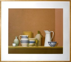 untitled (still-life) by william h. bailey