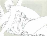 amanti ii by giacomo manzù