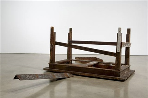 untitled #1 by hans haacke