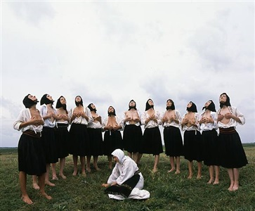 balkan erotic epic (detail) by marina abramovic