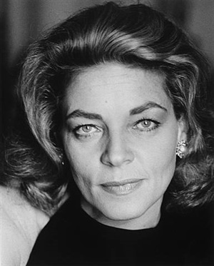 lauren bacall by francesco scavullo