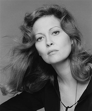 faye dunaway by francesco scavullo