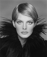 rene russo by francesco scavullo