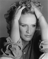 glenn close by francesco scavullo