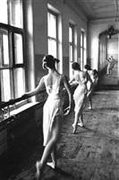 bolshoi ballet school, moscow by cornell capa