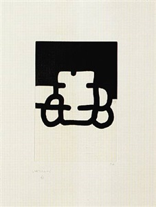 antzo viii (proportion viii) by eduardo chillida