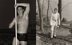 patrick schmidt, swimmer, usma #1 & #2 by anderson & low