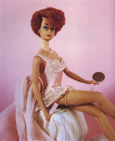 barbie (lingerie) by david levinthal